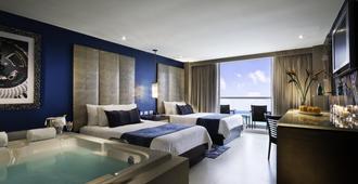 坎昆硬石酒店 - 坎昆 - 睡房