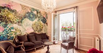 巴黎十号公馆 - 巴黎 - 客厅