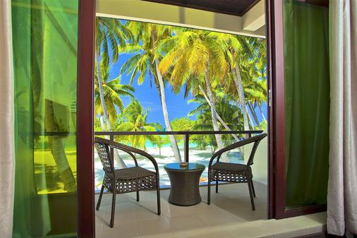 卡尼海滩酒店 - 马富施 - 阳台