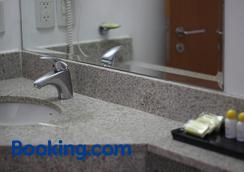 娜鸿酒店 - 巴西利亚 - 浴室
