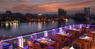 开罗埃伯格诺沃特酒店 - 开罗 - 餐馆
