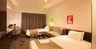 涩谷格兰贝尔酒店 - 东京 - 睡房