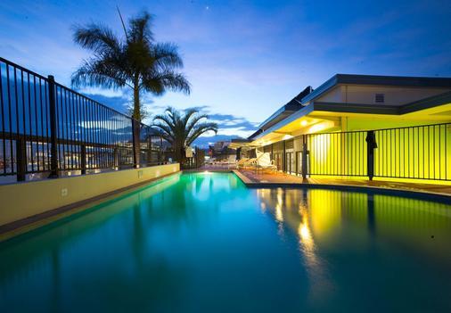 布里斯本城市青年旅舍 - 布里斯班 - 游泳池