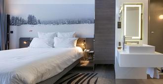 雅高酒店 - 诺富特圣彼得堡中心酒店 - 圣彼德堡 - 睡房