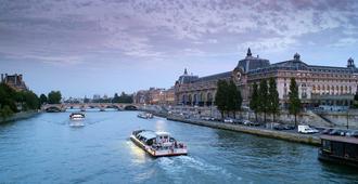 巴黎中心蒙帕纳斯火车站诺富特酒店 - 巴黎 - 户外景观