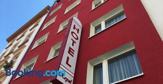 美因河畔法兰克福皇家酒店 - 法兰克福 - 建筑