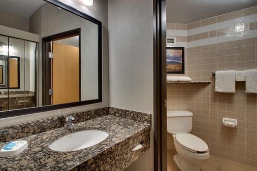 阿尔伯克基北德鲁里套房酒店 - 阿尔伯克基 - 浴室