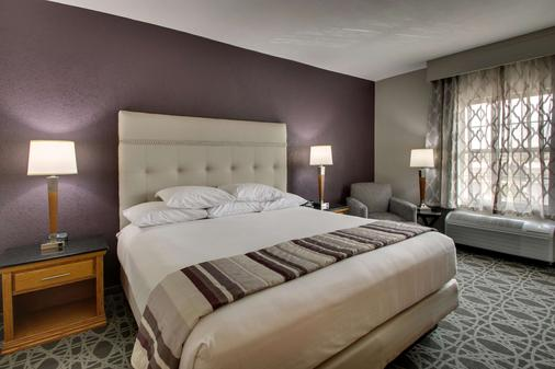阿尔伯克基北德鲁里套房酒店 - 阿尔伯克基 - 睡房