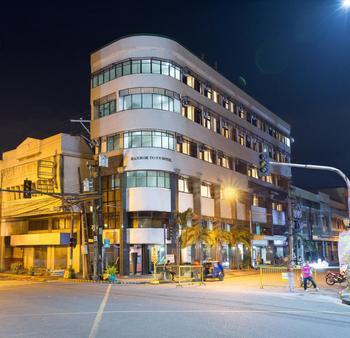 港大酒店 - 伊洛伊洛 - 建筑