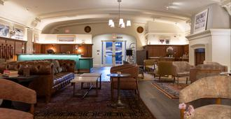 港湾金普敦酒店 - 旧金山 - 休息厅