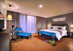 哈珀库塔酒店 - 库塔 - 睡房
