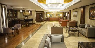 比莱克伊斯坦布尔酒店 - 伊斯坦布尔 - 休息厅