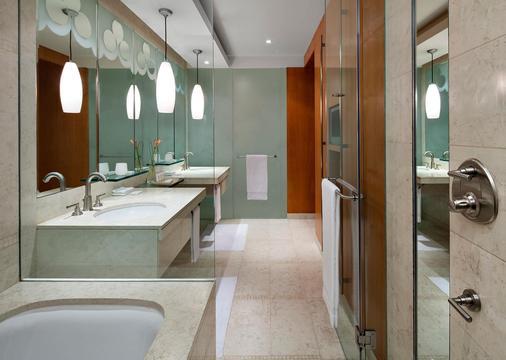 迪拜H酒店 - 迪拜 - 浴室