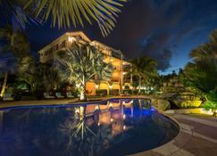 德尔马尔别墅酒店 - 普罗维登西亚莱斯岛 - 游泳池