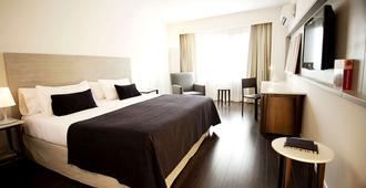 雷科莱塔眩晕酒店 - 布宜诺斯艾利斯 - 睡房