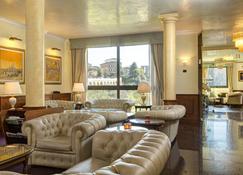 锡耶纳雅典娜酒店 - 锡耶纳 - 休息厅