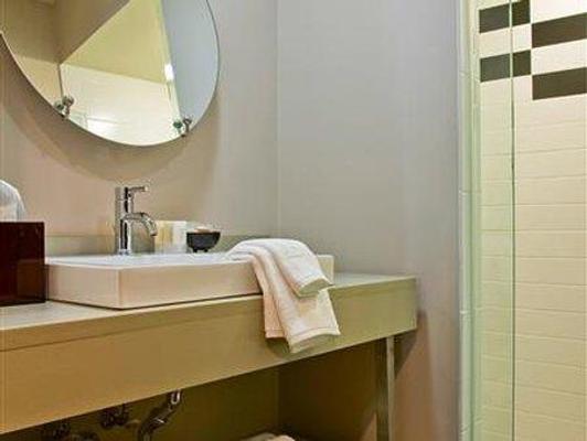 圣博托尔夫酒店 - 波士顿 - 浴室