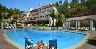 皇家太阳酒店 - 哈尼亚 - 游泳池