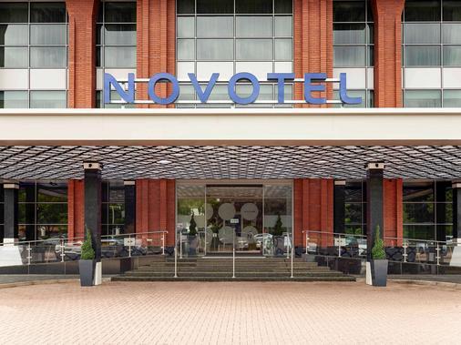 伦敦希思罗机场T1T2和T3诺富特酒店 - 伦敦 - 建筑
