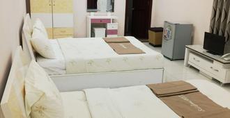 湄公飯店 - 胡志明市 - 睡房