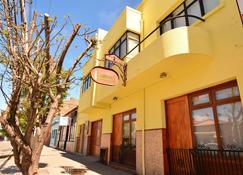 凯克鲁克青年旅舍 - 蓬塔阿雷纳斯 - 建筑