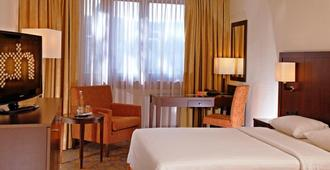 特里尔城市贝斯特韦斯特酒店 - 特里尔 - 睡房