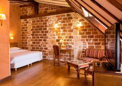 欧洲圣赛维林巴黎酒店 - 巴黎 - 睡房