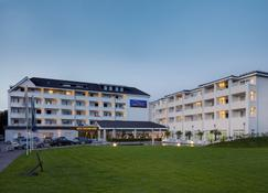 诺蒂卡弗利森霍夫酒店 - 比苏姆 - 建筑