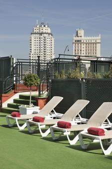 艾普拉杜尔酒店 - 马德里 - 阳台