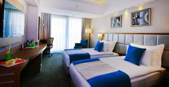 卡斯亚卡贝斯特韦斯特premier酒店 - 伊兹密尔 - 睡房