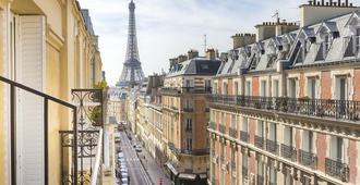 爱丽舍联合酒店 - 巴黎 - 户外景观