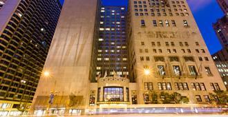 芝加哥洲际酒店 - 芝加哥 - 建筑