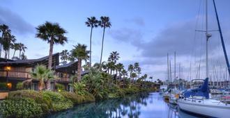 汉弗莱半月旅馆 - 圣地亚哥 - 户外景观