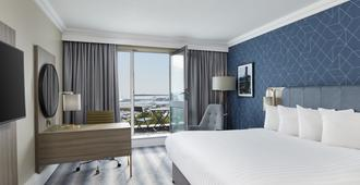 南安普敦大海港莱昂纳多皇家酒店 - 南安普敦 - 睡房