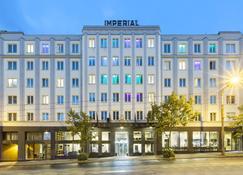 皮特劳恩帝国大酒店 - 利贝雷茨 - 建筑