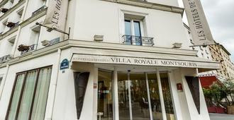罗亚尔蒙苏里别墅酒店 - 巴黎 - 建筑