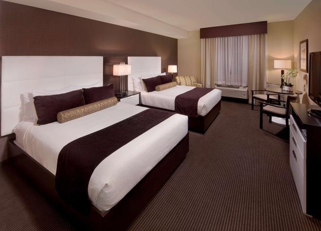 最佳西方迈阿密国际机场精品套房酒店 - 迈阿密 - 睡房