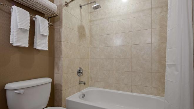 最佳西方迈阿密国际机场精品套房酒店 - 迈阿密 - 浴室