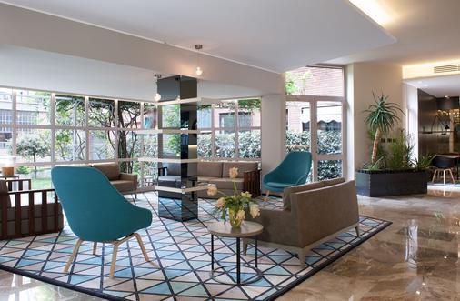 伦巴蒂雅酒店 - 米兰 - 休息厅
