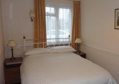 Brookthorpe Lodge - 格洛斯特 - 睡房
