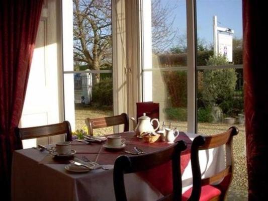Brookthorpe Lodge - 格洛斯特 - 餐厅