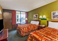 纳什维尔圣托马斯西医院戴斯酒店 - 纳什维尔 - 睡房