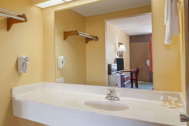 纳什维尔圣托马斯西医院戴斯酒店 - 纳什维尔 - 浴室
