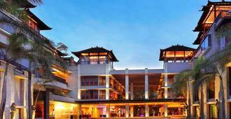 巴厘岛库塔美居酒店 - 库塔 - 建筑