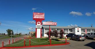 加拿大汽车旅馆 - 大草原城