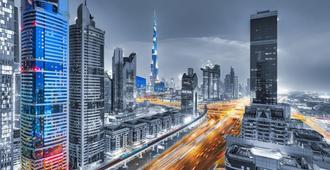 阿联酋大酒店 - 迪拜 - 户外景观