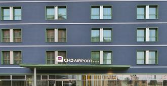 贝斯特韦斯特酒店chc机场店 - 热那亚 - 建筑