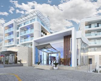 白金蓝湾酒店 - 马尔马里斯 - 建筑