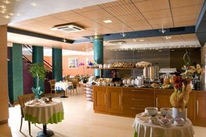 佛罗伦萨酒店 - 贝斯特韦斯特修尔住宿精选酒店 - 维罗纳 - 自助餐