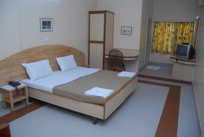 维拉纳酒店 - 班加罗尔 - 睡房